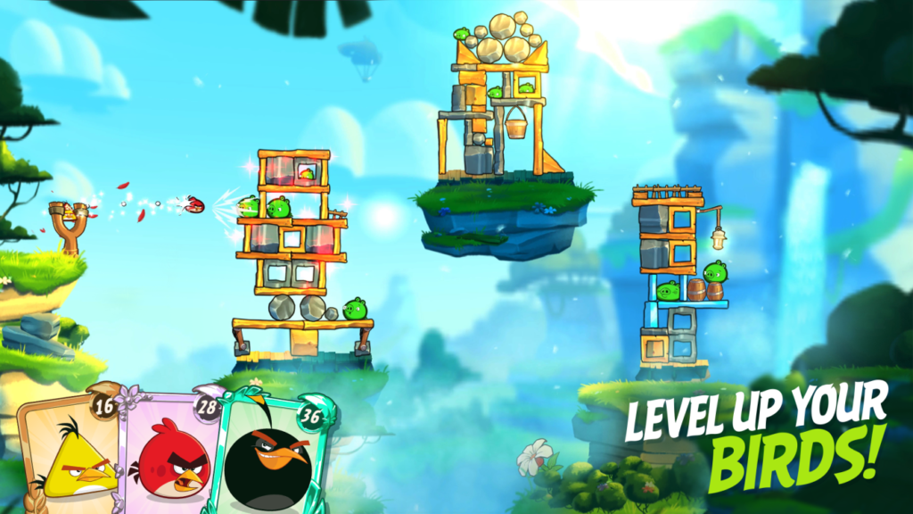 angry birds 2 game free