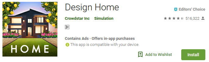 design home app download