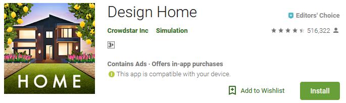 design home app download