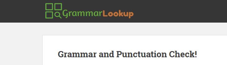 grammarlookup