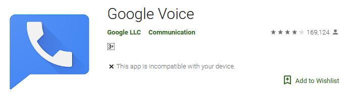 Google Voicemail App