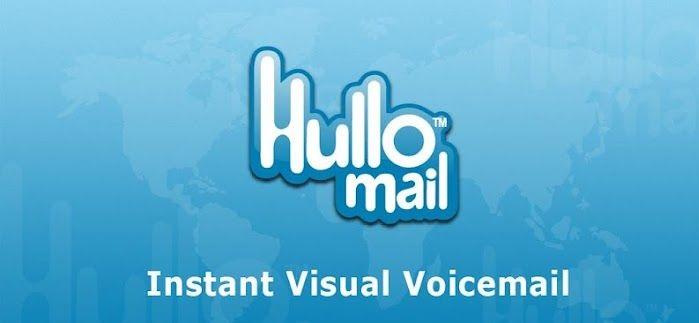 HulloMail Free SmartVoicemail app