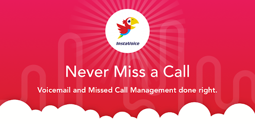 InstaVoice Visual Voicemail App