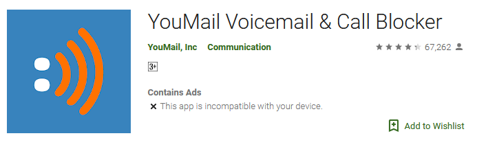 YouMail Voicemail & Call Blocker