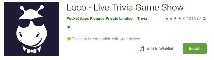 Download Loco - Live Trivia Game Show
