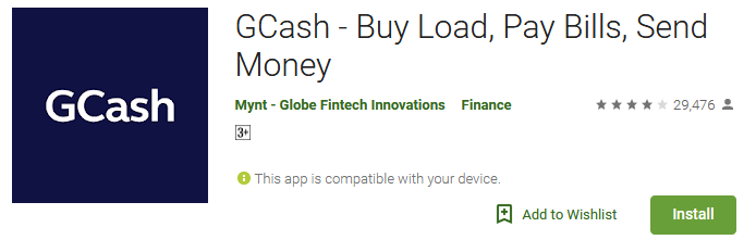 Download GCash App - Buy Load, Pay Bills, Send Money