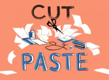cut and paste photos App
