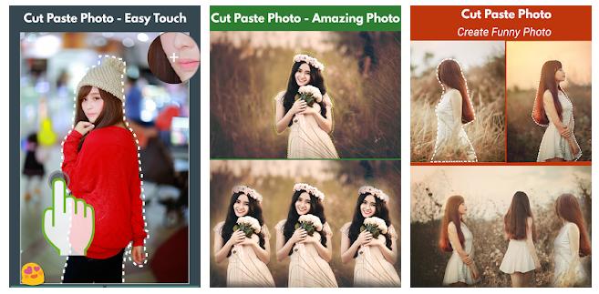 Cut Paste Photos - Editor create photo