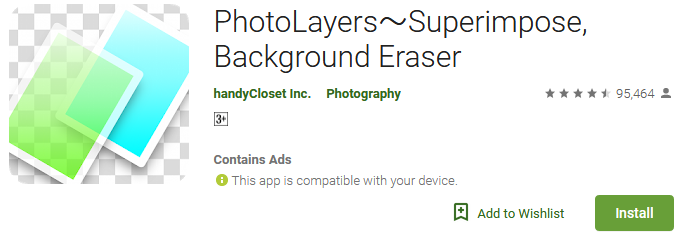PhotoLayers for Android