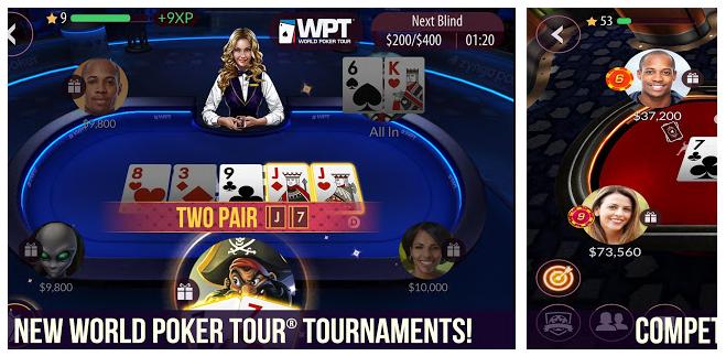 Zynga Poker iGaming Apps