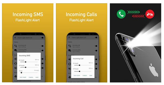 Download Flash Light Alert Calls & SMS