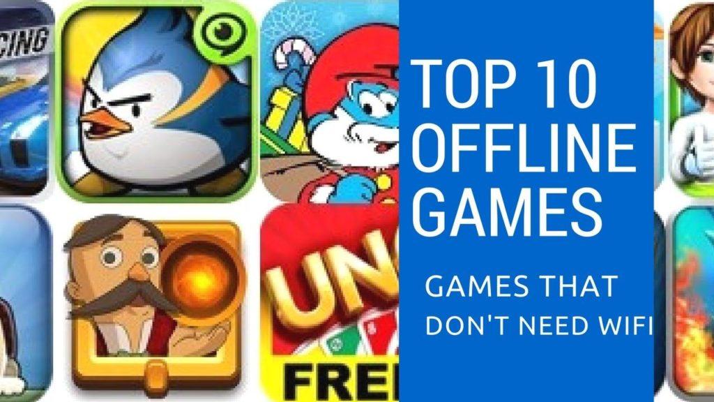 Android good games that don t need wifi