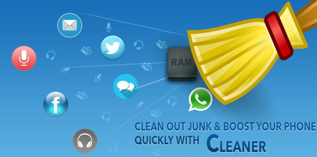 Best 5 cleaner Apps for Android
