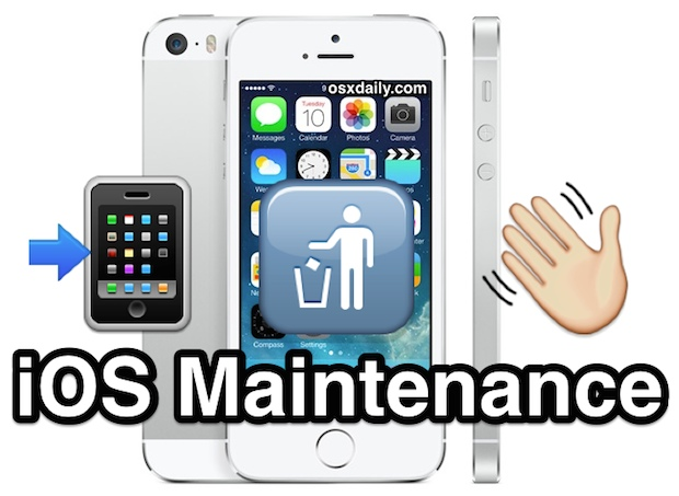 7 Common iPhone Maintenance