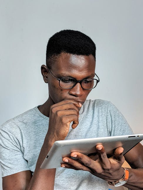 ipad issues broken tablet