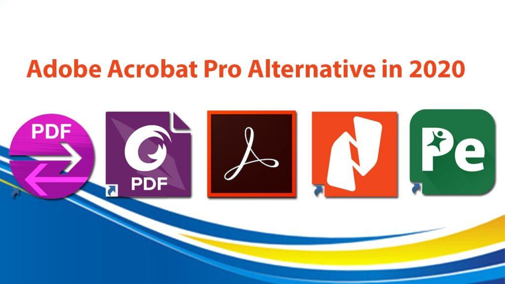 adobe pdf alternative