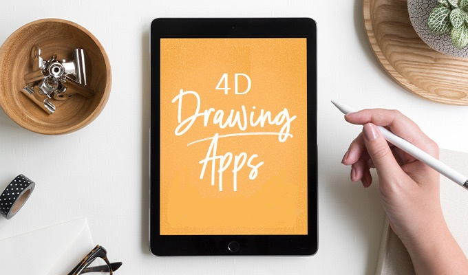 best 4D drawing apps for Android